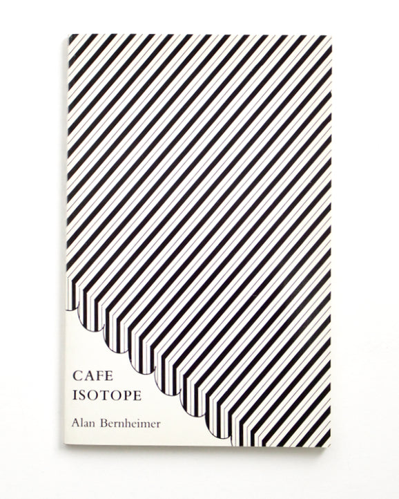 Cafe Isotope by Alan Bernheimer