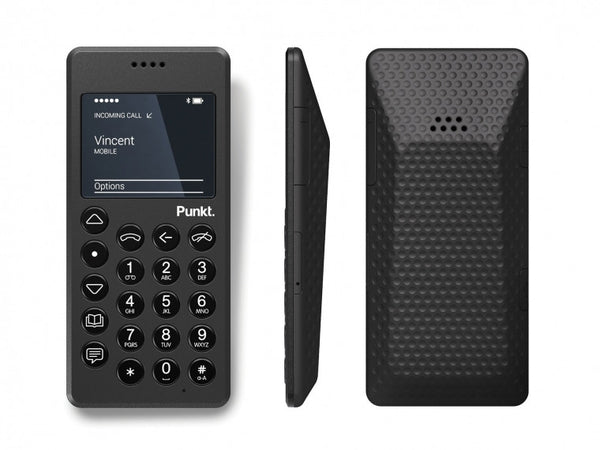 MP01 MOBILE PHONE by Jasper Morrison + Punkt
