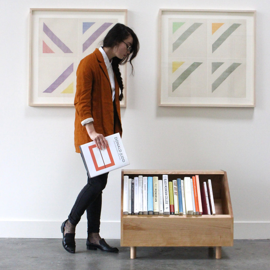 C-218 BOOKCASE for SFMoMA