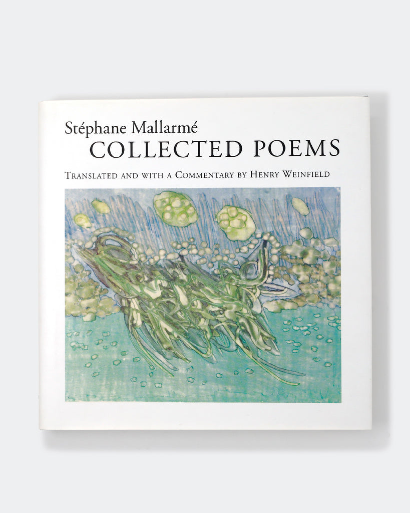 Stéphane Mallarmé Collected Poems Cover