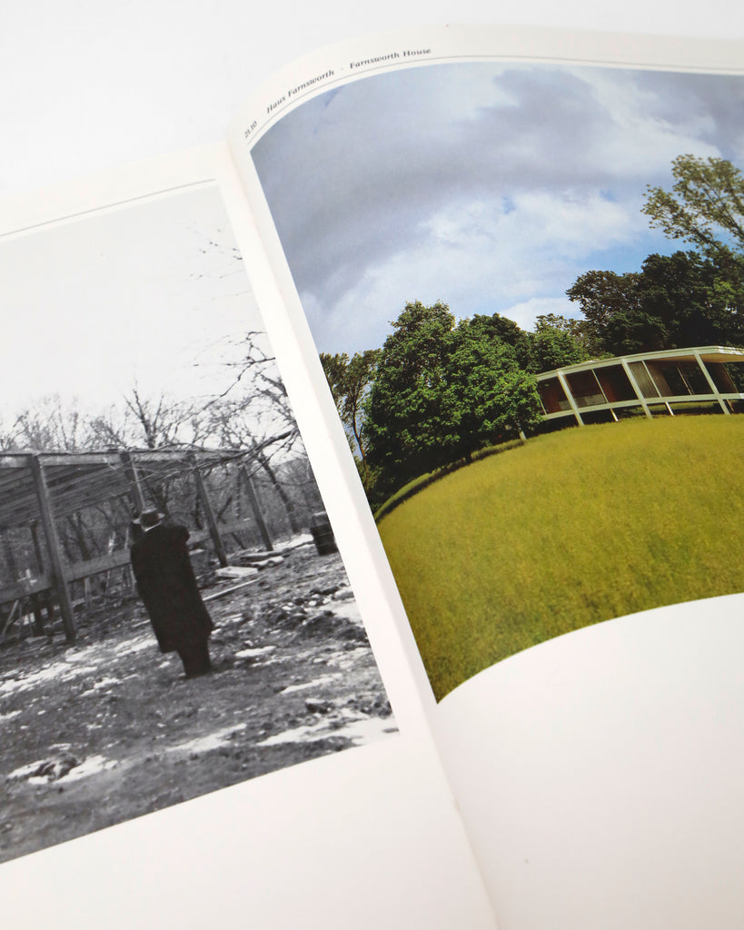 Mies Van Der Rohe: The Villas and Country Houses by Wolf Tefethoff