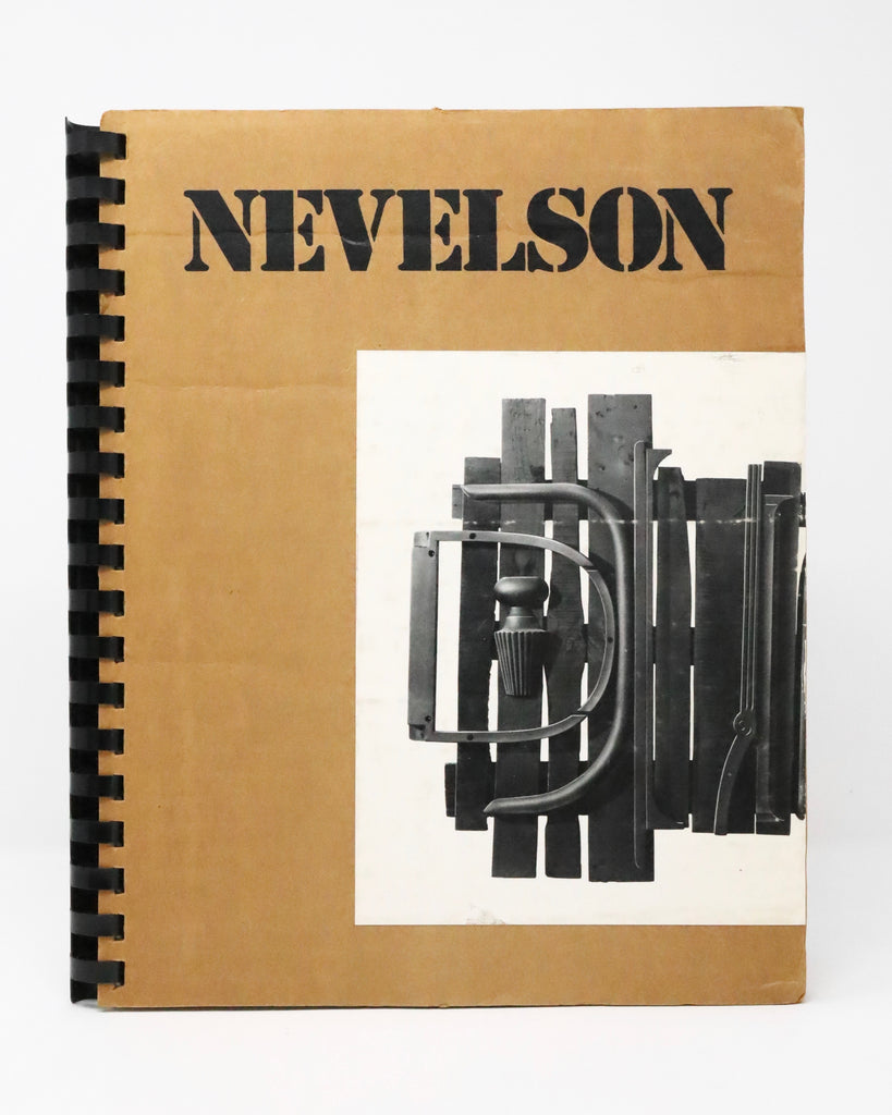 Nevelson: Sky Gates and Collages by The Pace Gallery