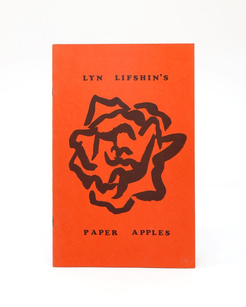 Paper Apples by Lyn Lifshin