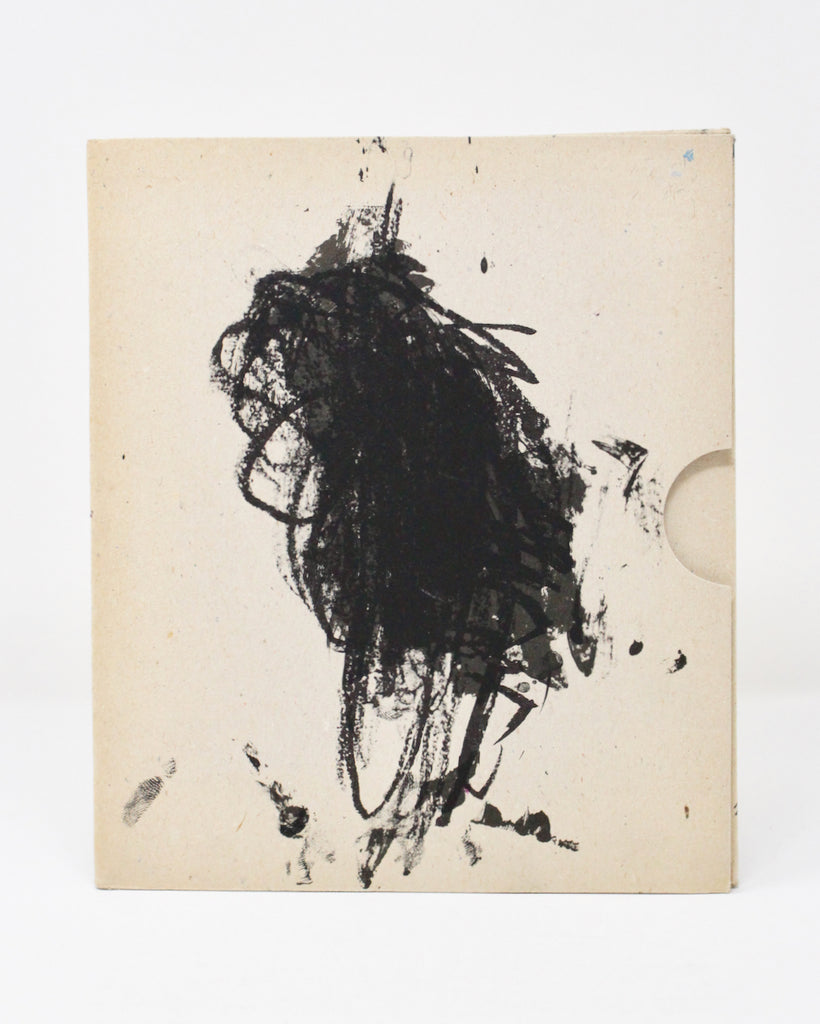 Antoni Tàpies: Paintings, Collages, and Works on Paper 1966-1968, text by Edward Albee