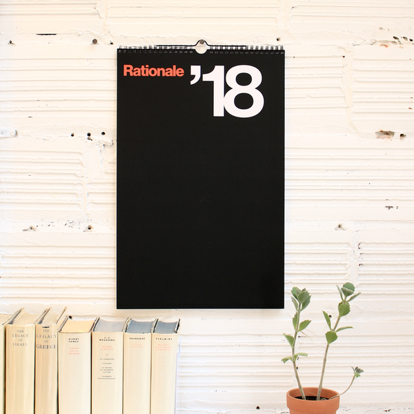 SANS CALENDAR by Rationale