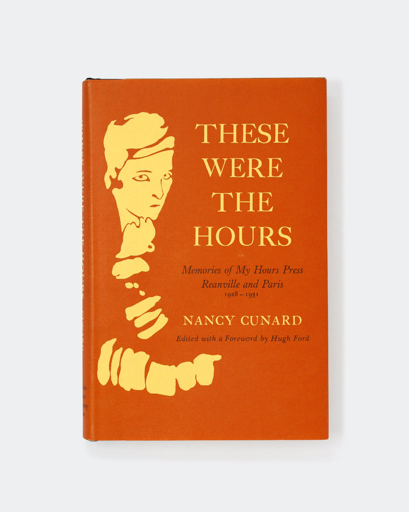 These Were the Hours Cover