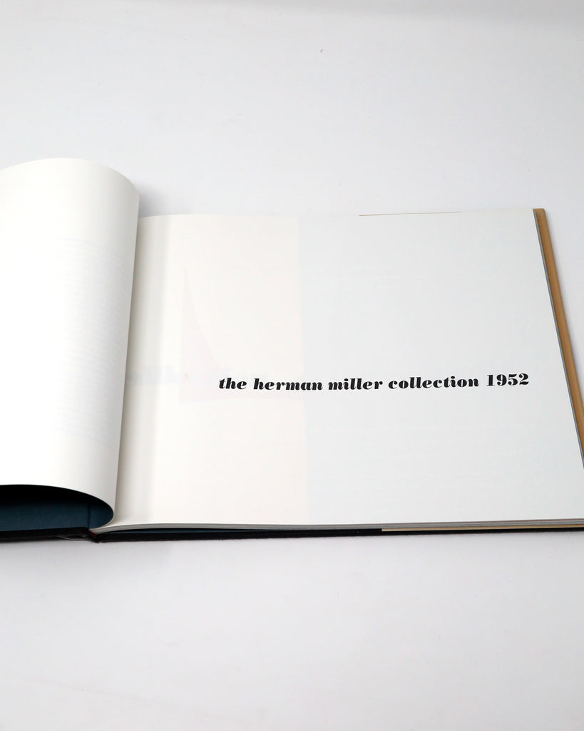 Herman Miller Collection 1952 Title Page