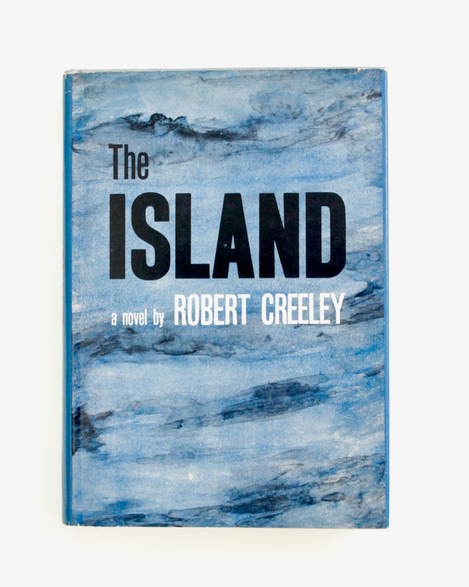 THE ISLAND by Robert Creeley