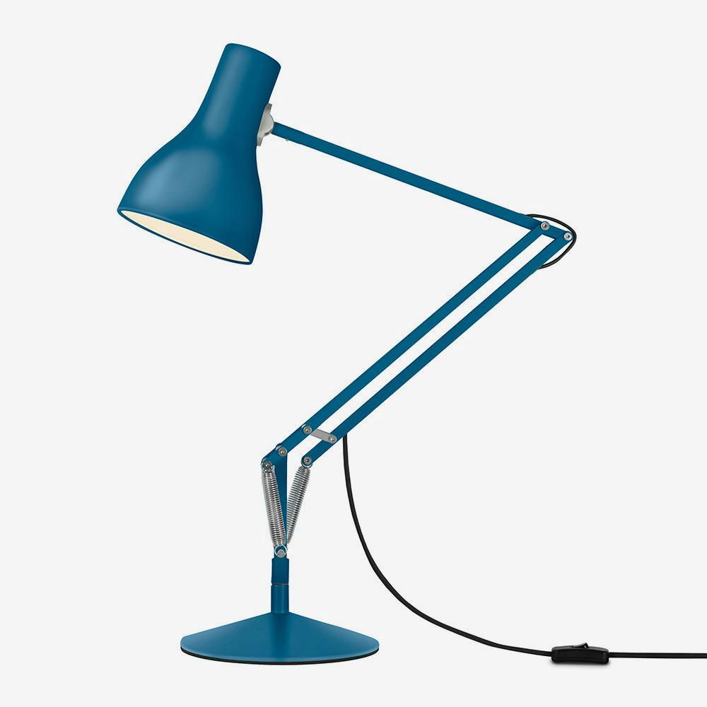 ANGLEPOISE + MARGARET HOWELL- SAXON BLUE EDITION