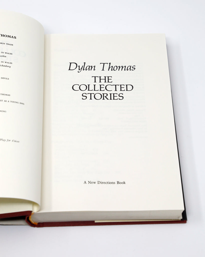 Dylan Thomas: The Collected Stories