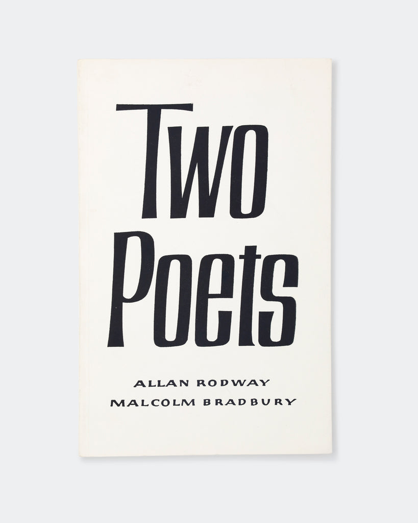 Two Poets Cover