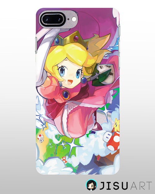 'Princess Toadstool' Phone Case