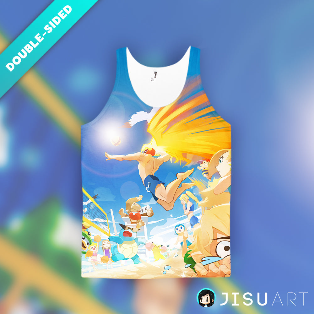 'Smash n' Splash' Tank