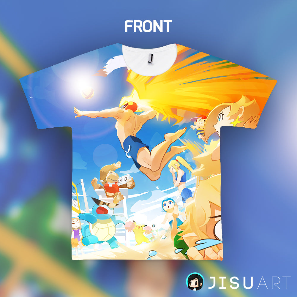 'Smash n' Splash' Tee