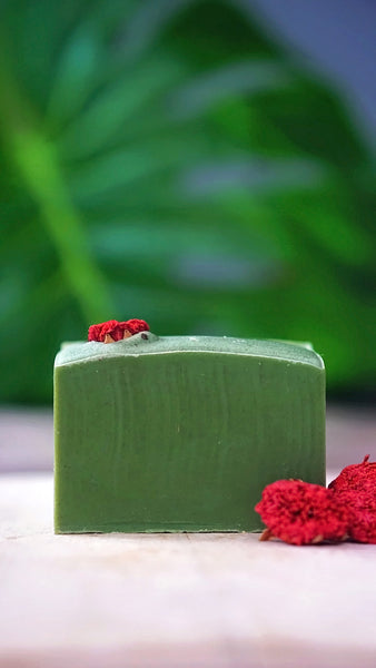 Verdant - CDF Skin Care - Herbal Soap -  Dry skin