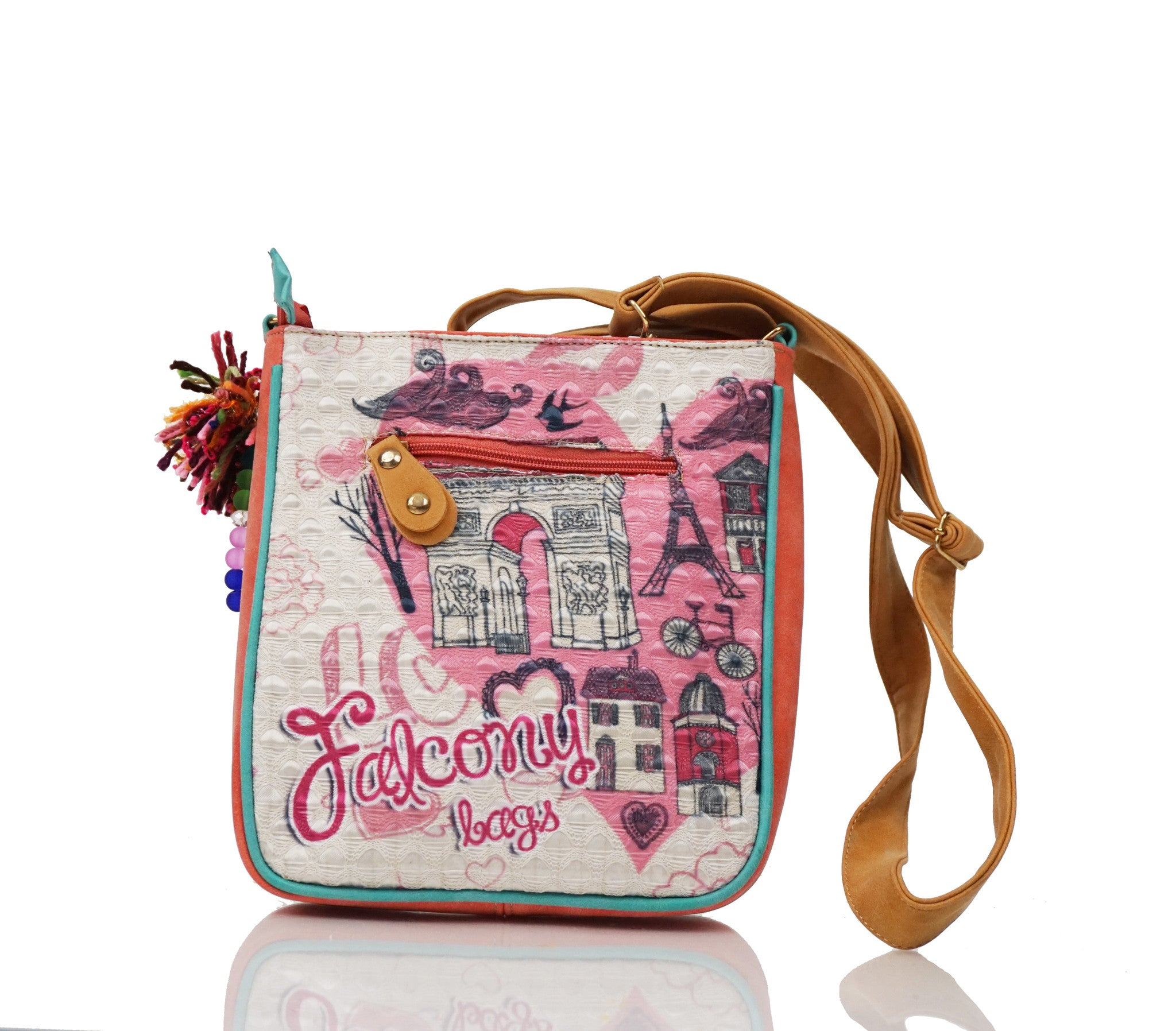 Falcony mademoiselle satchel(SOLD OUT)