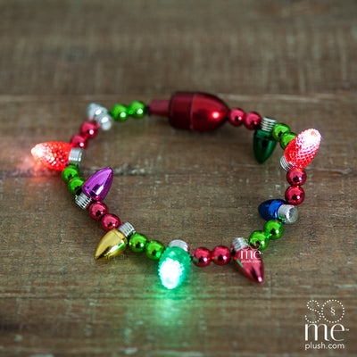 Christmas Lights Bracelet