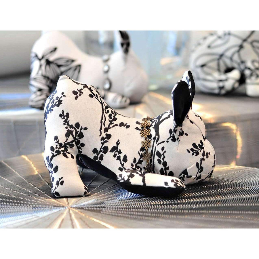 Hollywood & Vine, French Bulldog Yoga Plush