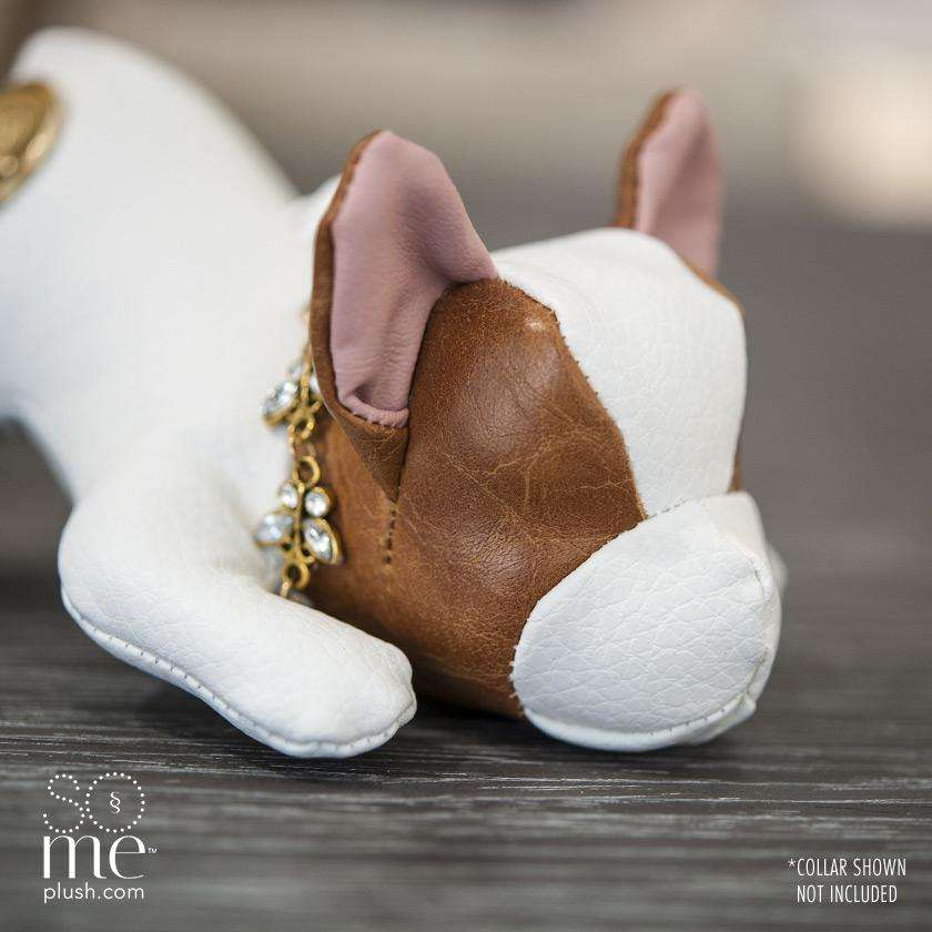 Au Naturel Pied, French Bulldog Playing Plush