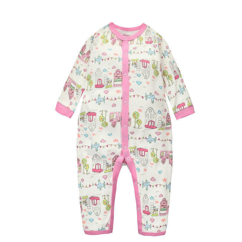 Dream Castle Sleepsuit