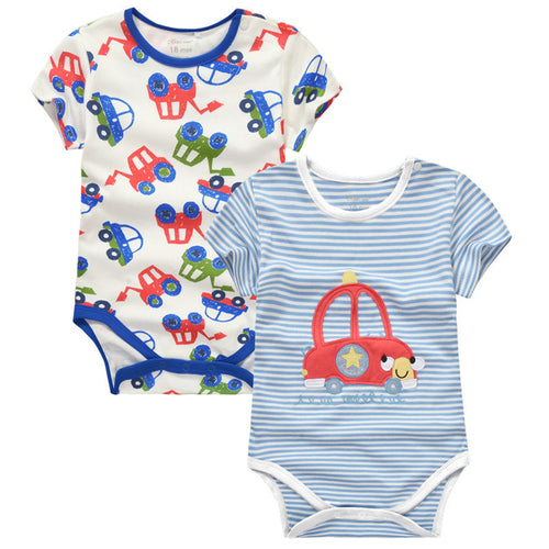 Cars Bodysuit Twin pack