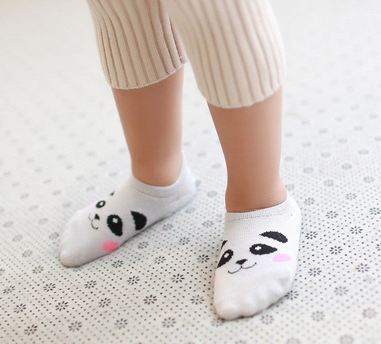 Animals Boat Socks