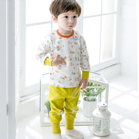 Flower Ruffles Sleepsuit