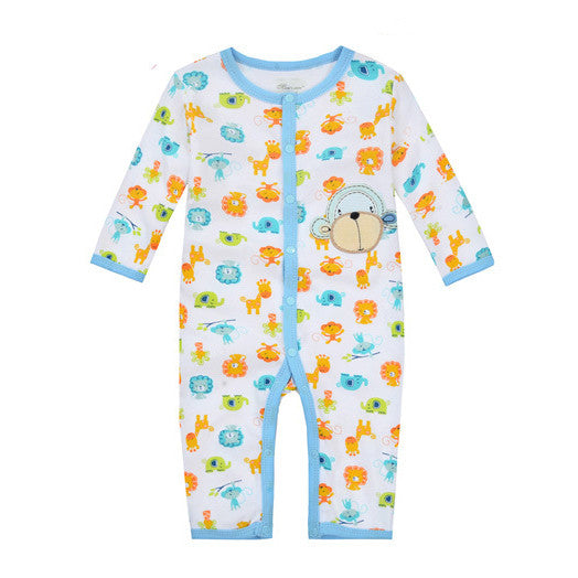 Monkey Sleepsuit