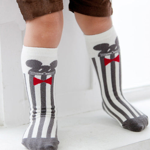 Mouse Knee Socks