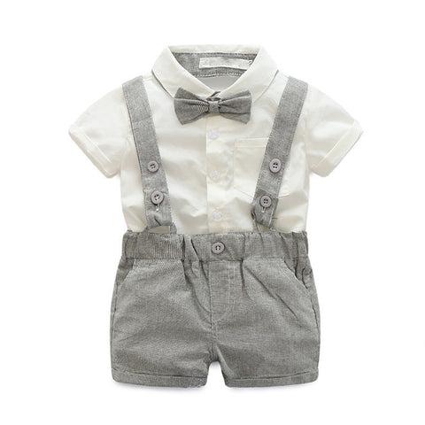 Checker Overall 2pc Set