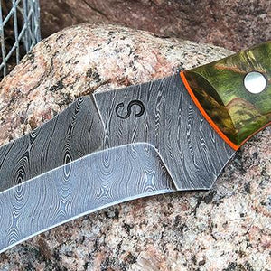 What is Damascus steel, how can we tell fact from fiction?