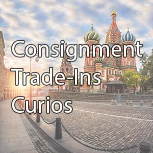 Consignment and Curios