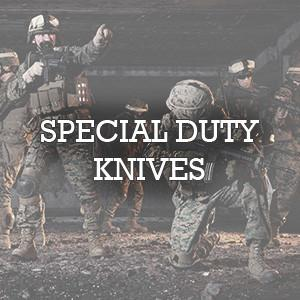 Special Duty Knives