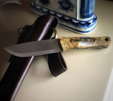 Beaver Knife Bushcraft