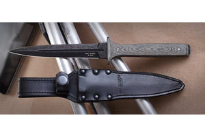 Sting- dagger by N.C. Custom comes with leather sheath