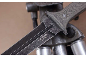 Sting- dagger by N.C. Custom, in German PGK steel