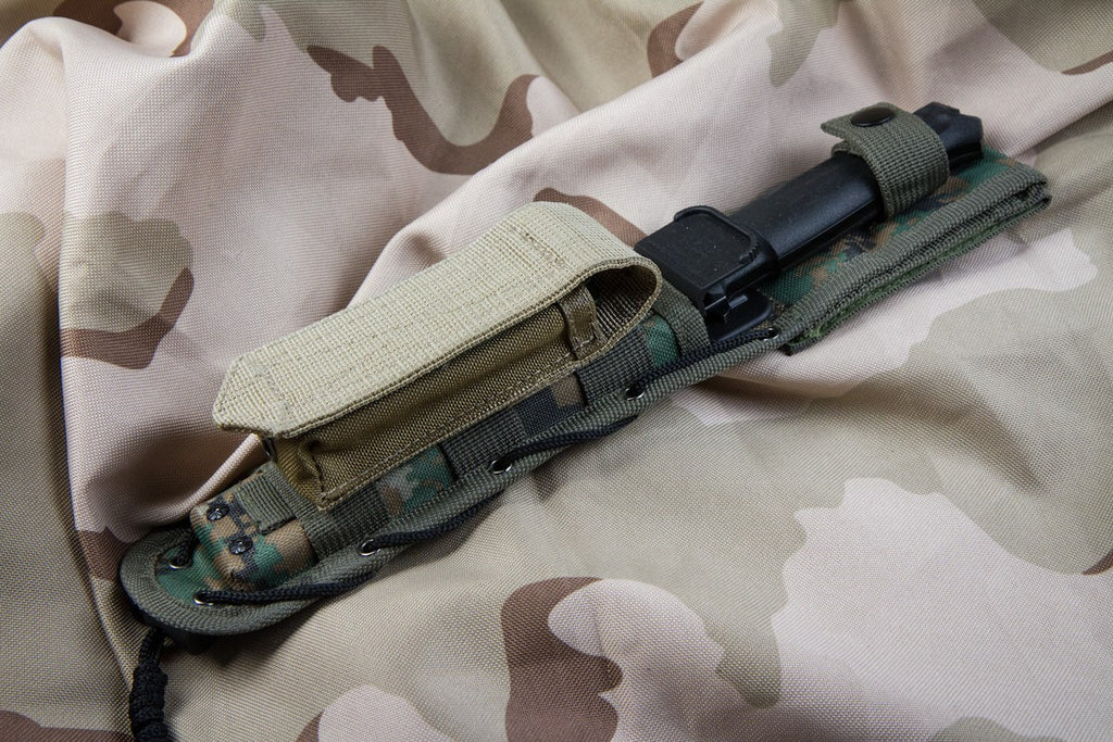 Aggressor D2 - tactical knife from Kizlyar Supreme