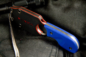 Amigo Z - neck knife from Kizlyar Supreme