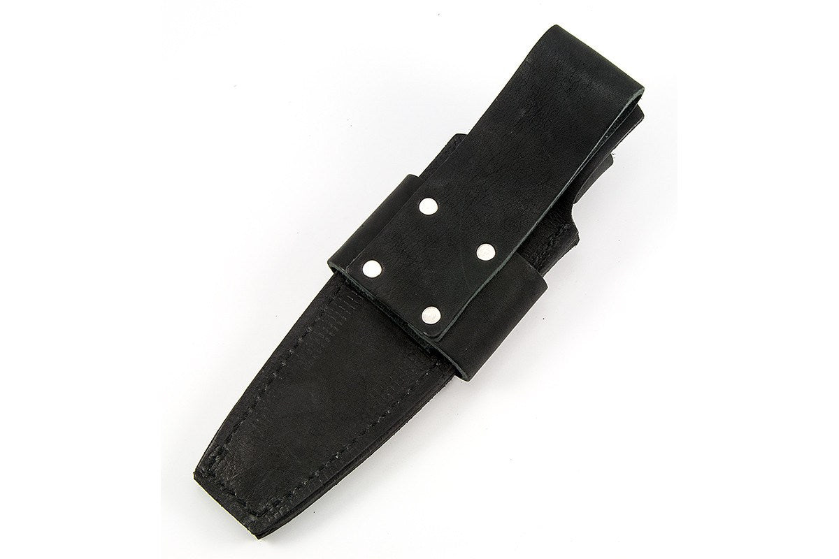 Rescuer-2 special project knife from Rosarms sheath