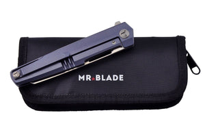Snob - folding knife by Mr. Blade comes with the pouch