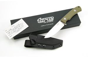 K-1s custom knife from TRC knives, packaging