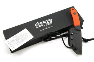 TR-12 custom knife from TRC knives, packaging