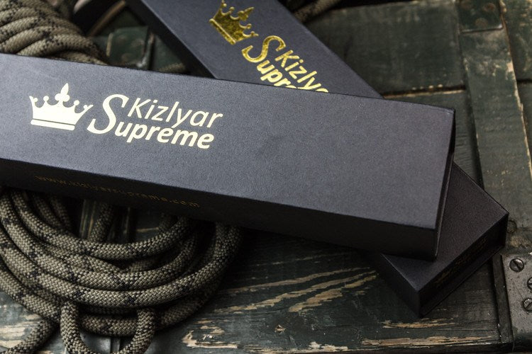 Sensei Camping Knife From Kizlyar Supreme