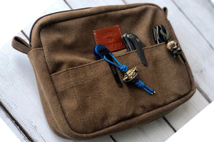 Bag Nec - custom knife caring bag