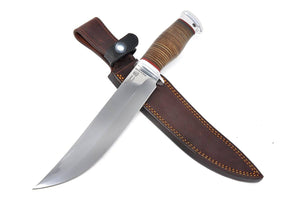 Chieftain knife with the sheath
