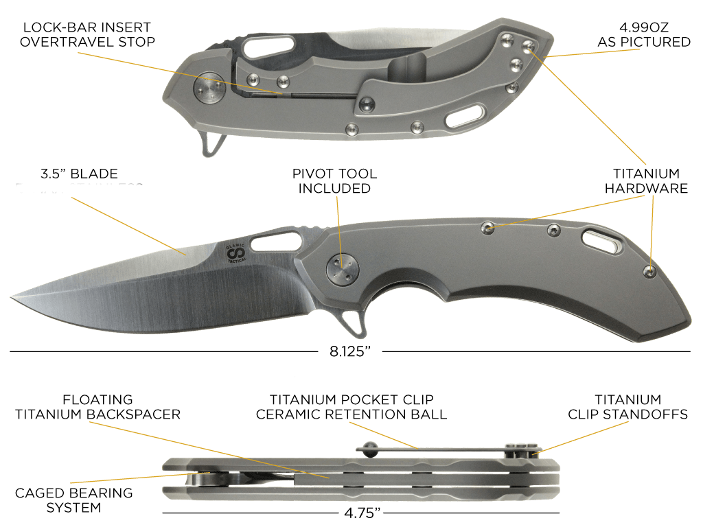 Wayfarer 247 from Olamic Tactical - anatomy