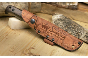 Forester by Kizlyar Supreme in the sheath