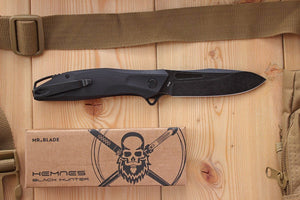 Hemnes folding knife by Mr. Blade