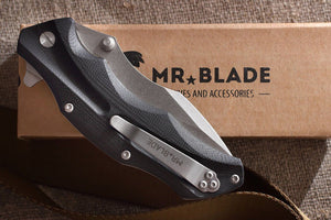 HT-1 - folding knife by Mr. Blade