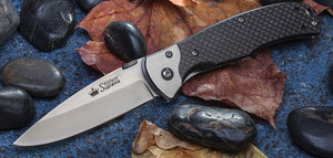 Prime EDC Folder Carbon Fiber From Kizlyar Supreme